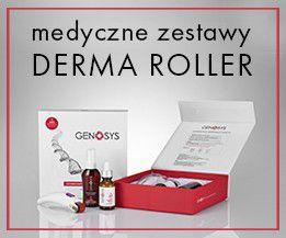 Wszystkie produkty niezbędne przy mezoterapii - ampułki, urządzenia, derma rollery, derma peny, znieczulenia, kartridże Nowość: Genosys: medyczne zestawy i derma rollery.
