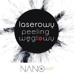 NANOpuls - LASEROWY PEELING WĘGLOWY