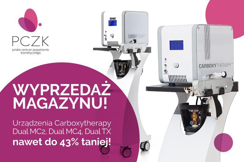 Promocja karboksyterapia DUAL MC2, DUAL MC4